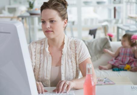 Ergonomie im Home Office: So richten Sie einen Arbeitsplatz Zuhause ein