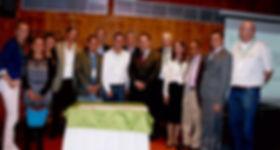 fimantes de la mesa de aprvechamiento de materiales orgánicos, ANDESCO, Pacto Global, Waste window, Universidad Ean, Grupo Monteverde