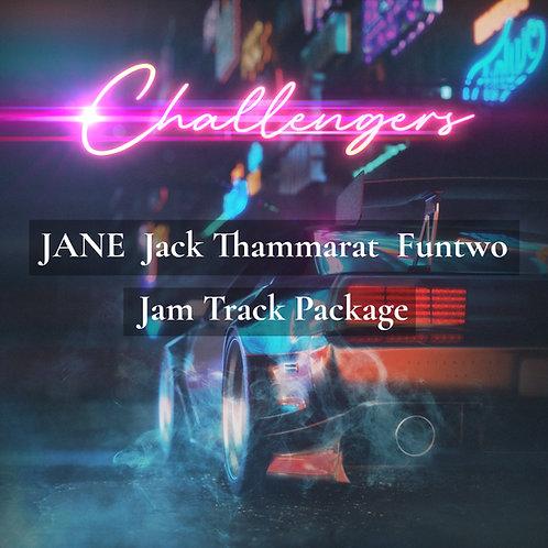 JANE, Jack Thammarat, Funtwo - Challengers Jam Track Package