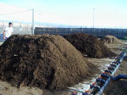 compost de pila