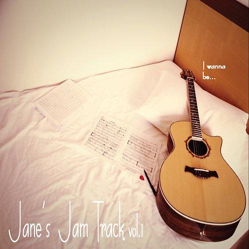 """Jane's Jam Track vol.1"" Package"
