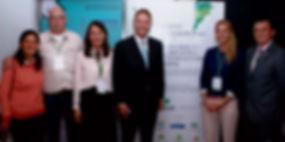 Representante diplomático dela embajada de Holanda, Gerente de Grupo Monteverde, Coordinador académico de congreso Universidad Ean