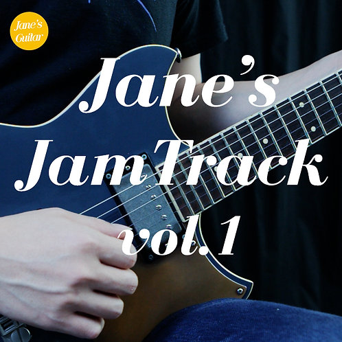 Jane's Jam Track vol.1 (PDF +MP3)