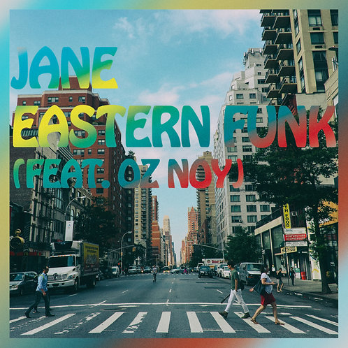 Eastern Funk (feat. Oz Noy) Jam Track Package
