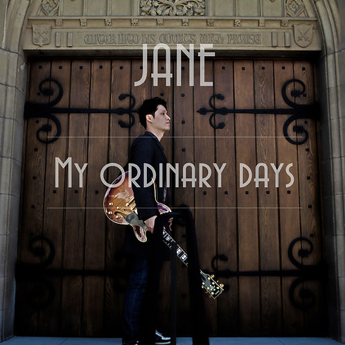"Jane's 2nd Album ""My Ordinary Days"" Jam Track Package"