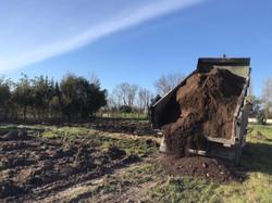livraison de terre végétale