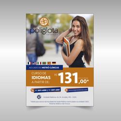 E-mail marketing Poliglota