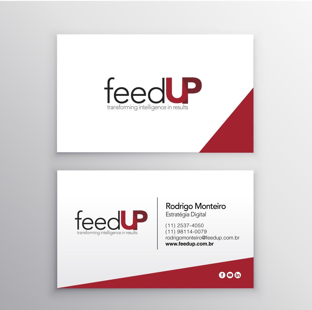 Cartão FeedUp