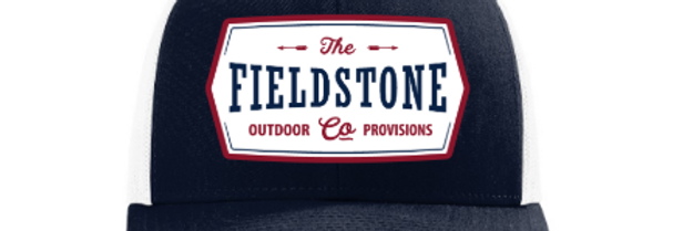 Fieldstone Patriotic Rubber Patch
