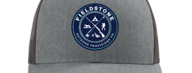 Fieldstone Rubber Stamp Logo