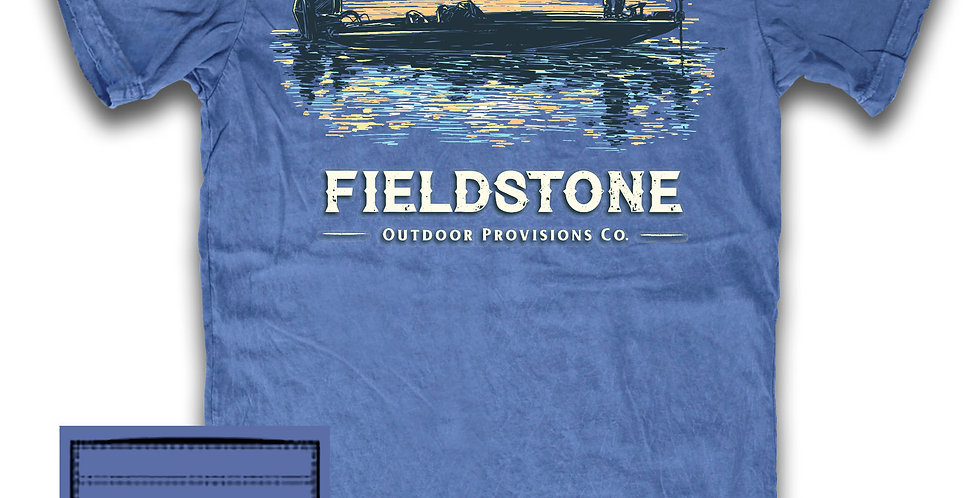 Fieldstone Fisherman