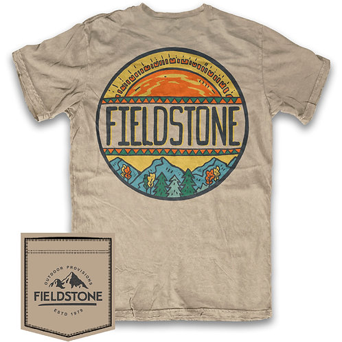 Fieldstone Sunset