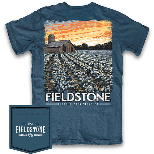 Fieldstone Cotton Field