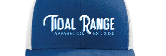 Tidal Range Logo Hat