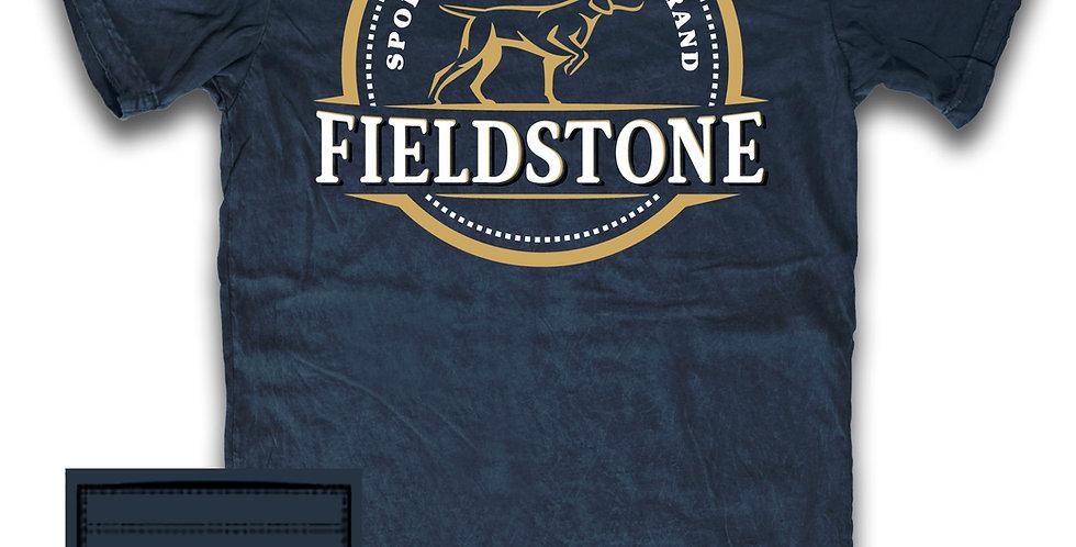 Fieldstone Circle Logo Tee