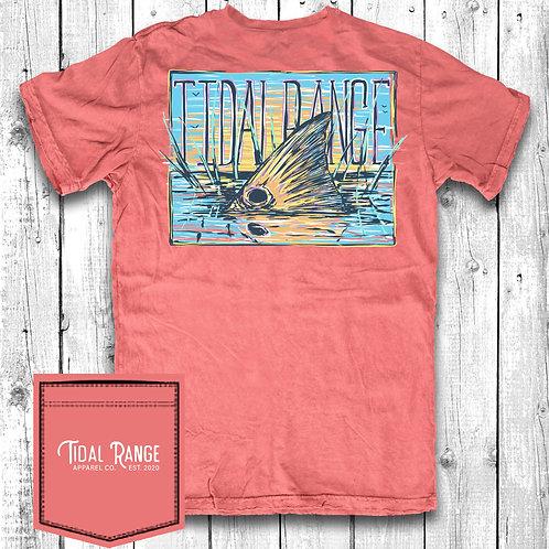 Tidal Range Red Fish