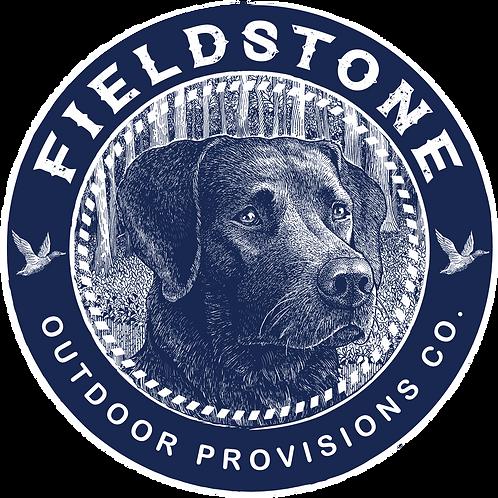 Fieldstone Labrador Sticker
