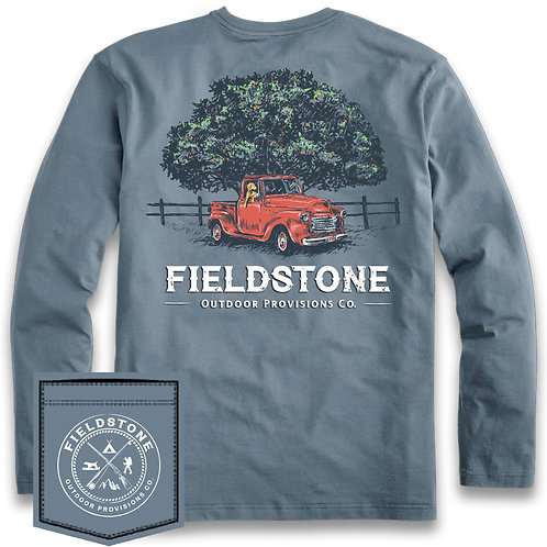 Fieldstone Old Oak Longsleeve