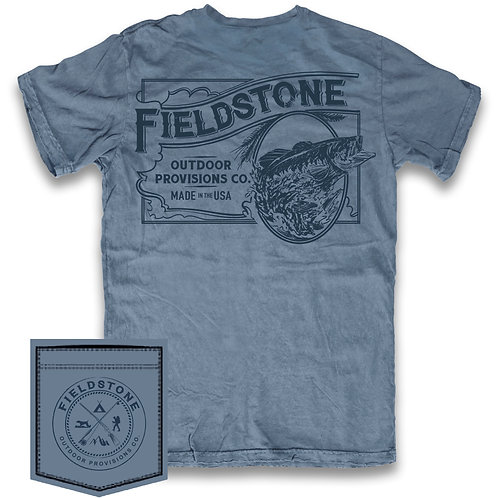 Fieldstone Bass Stamp