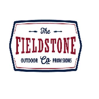 Fieldstone Large Window Sticker