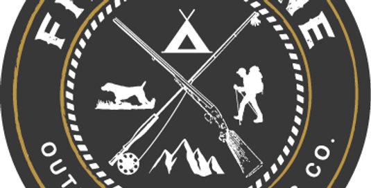 Fieldstone Logo Sticker