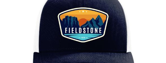 Fieldstone YOUTH Trucker Sunset
