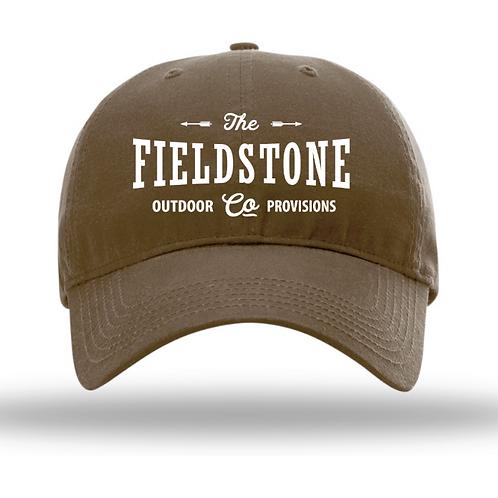 Fieldstone Waxed Cotton Cap