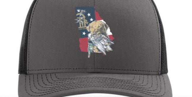 Fieldstone Georgia Bird Dog Hat