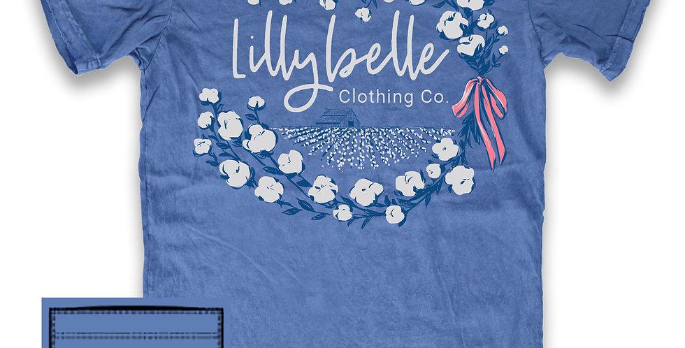 Lillybelle Cotton Wreath