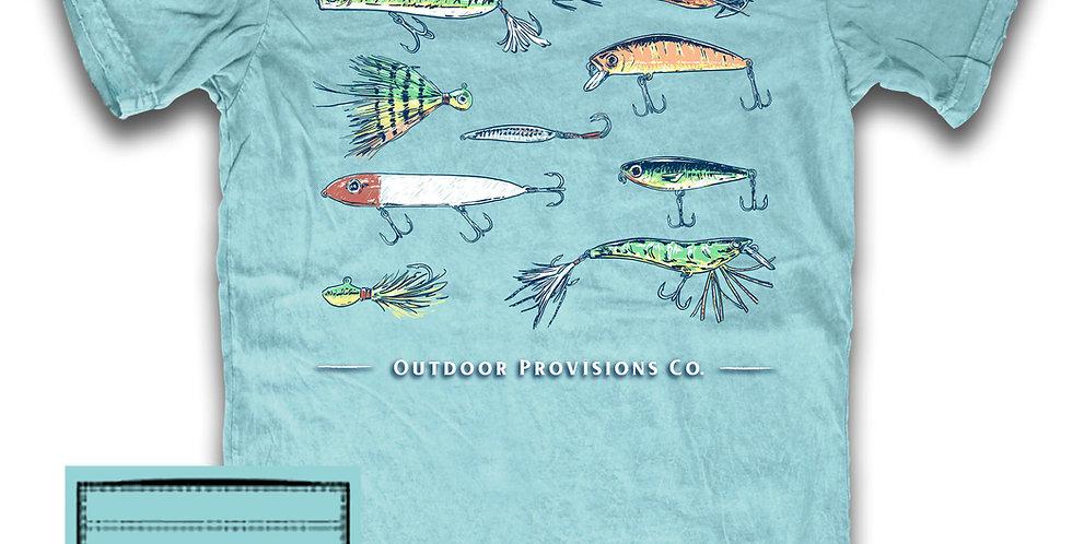 Fieldstone Fishing Lures
