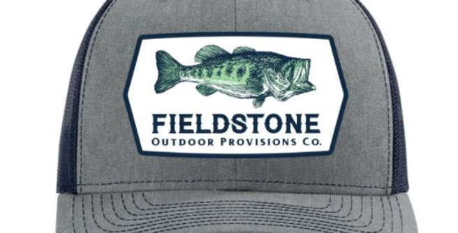 Fieldstone Largemouth Bass Hat