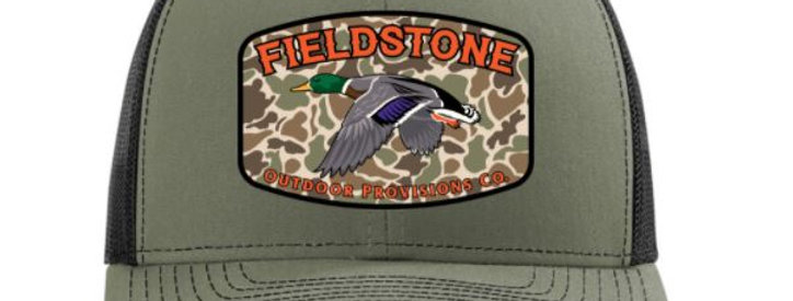 Fieldstone Duck Camo Patch