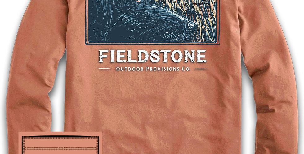 Fieldstone Long Sleeve Lab Face