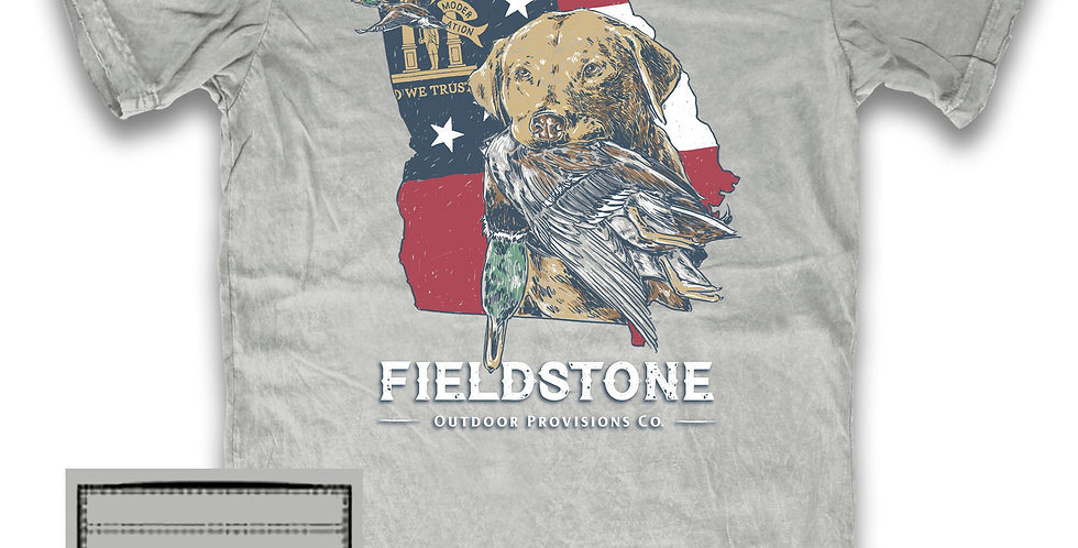 Fieldstone Georgia Bird Dog