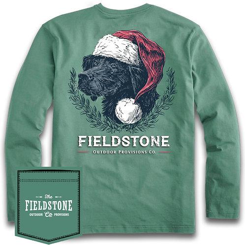 Fieldstone Santa Hat Long Sleeve