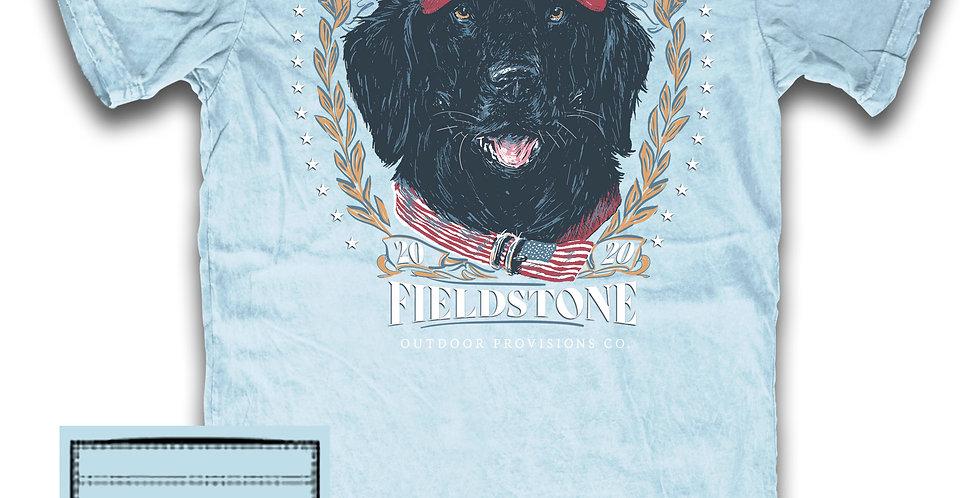 Fieldstone USA Flag Hat
