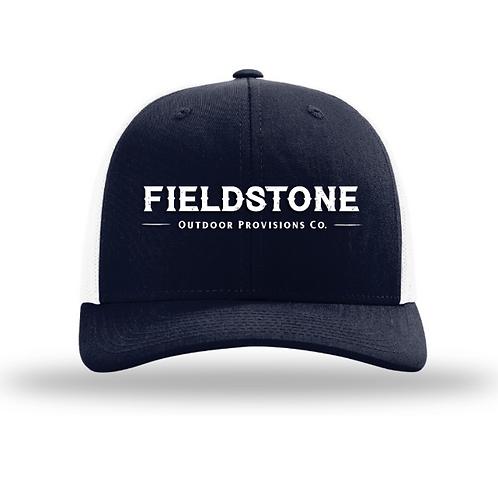Fieldstone Logo Hat