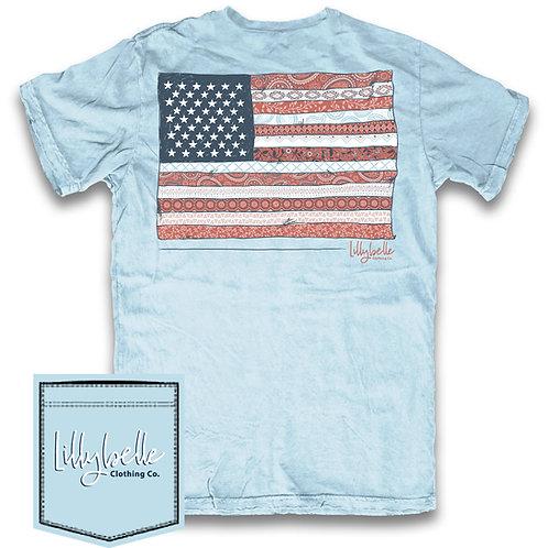 Lillybelle American Flag