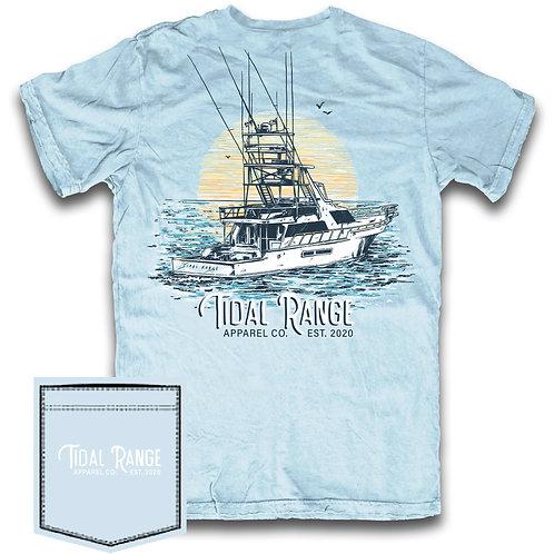 Tidal Range Charter Boat