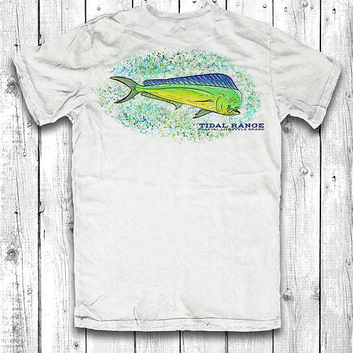 Tidal Range Mahi-Mahi Performance Long Sleeve