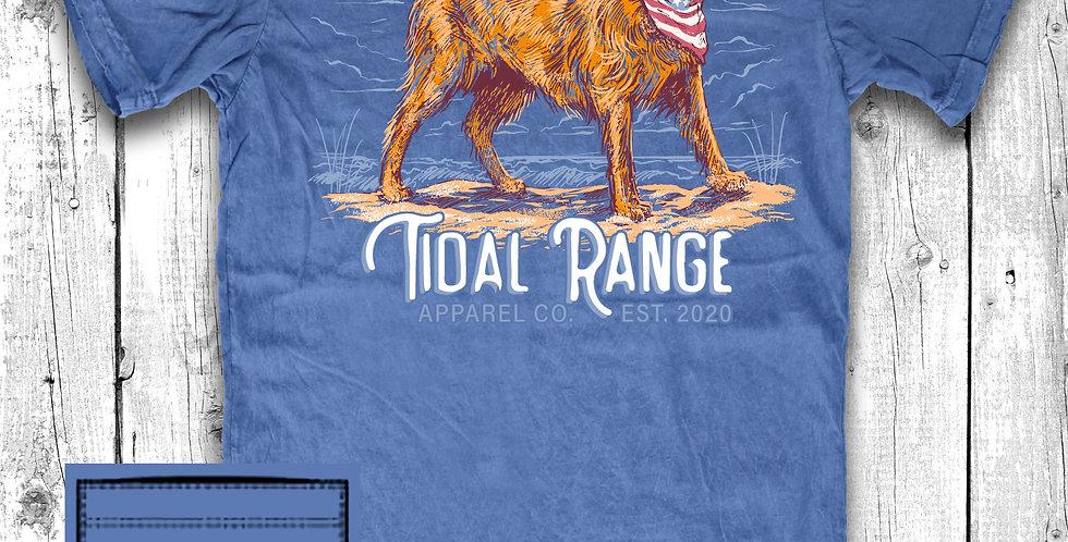 Tidal Range American Bandana