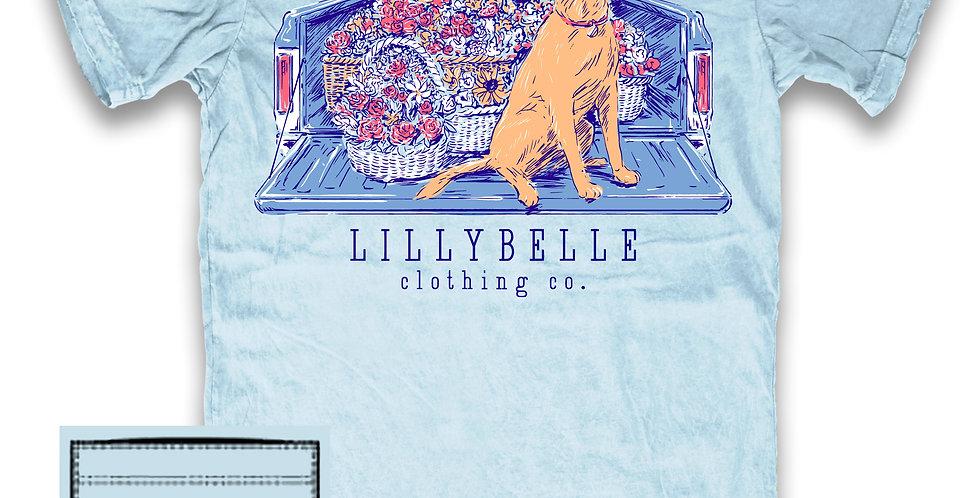 Lillybelle Flower Truck