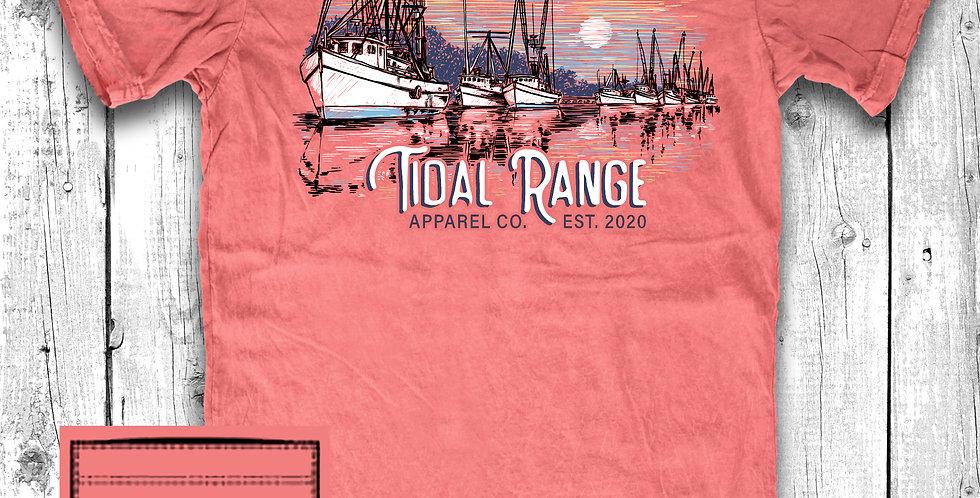 Tidal Range Shrimp Boats