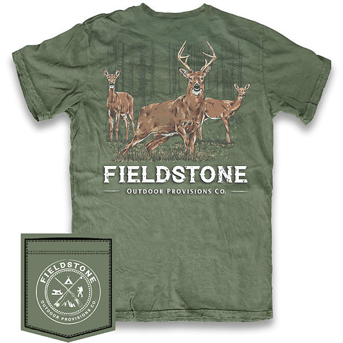 Fieldstone Deer Herd