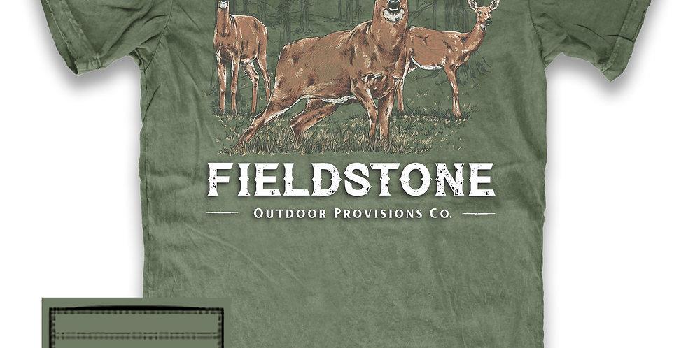 Fieldstone Deer Herd
