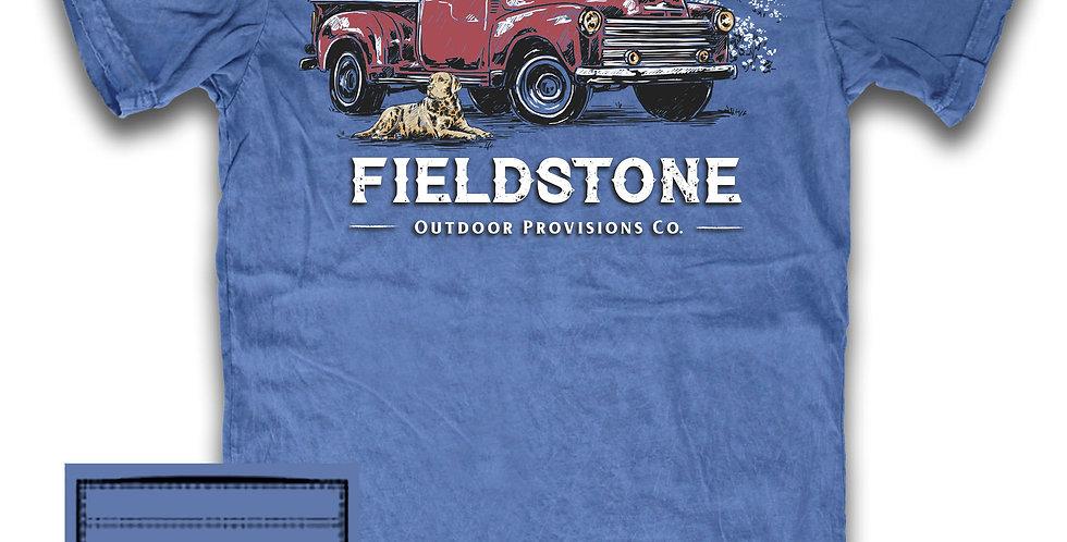 Fieldstone Old Truck