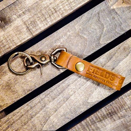 Fieldstone Leather Key Chain