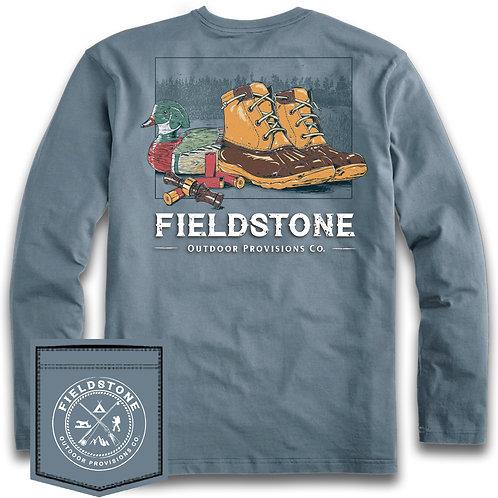 Fieldstone Duck Boots Long Sleeve
