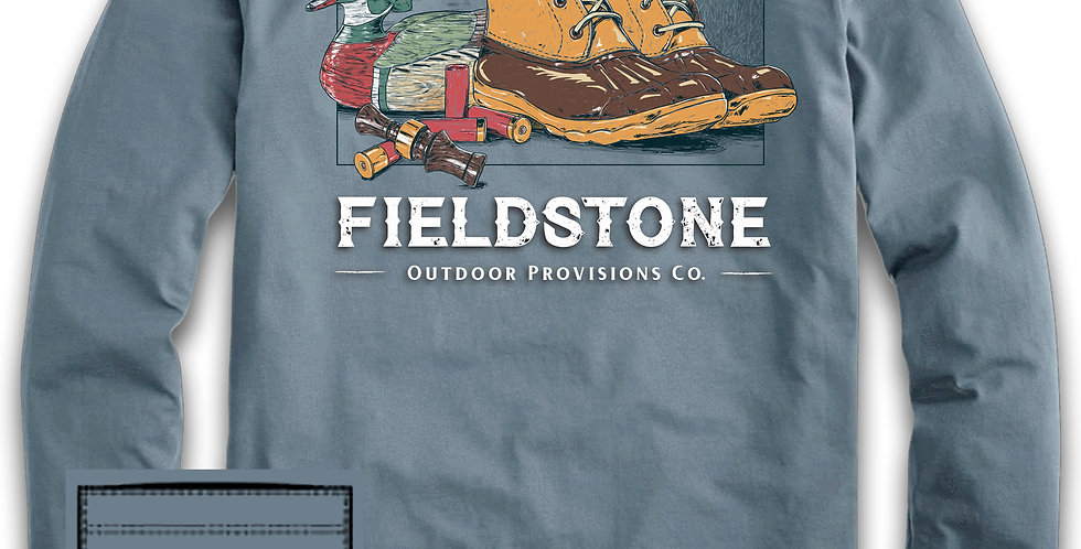 Fieldstone Duck Boots Long Sleeve