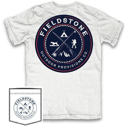 Fieldstone Logo Tee